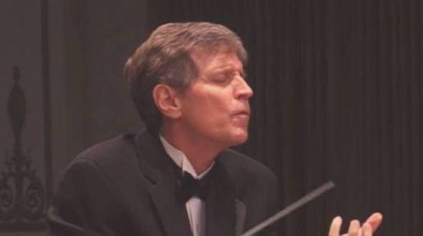 Il maestro Frank Ticheli