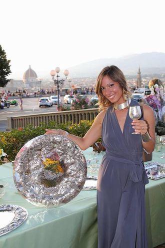 Bianca Guscelli di Brandimarte (foto Marco Mori/New Pressphoto)