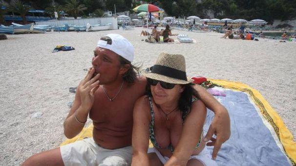 Sirolo, vietato fumare in spiaggia e parchi (foto Antic)