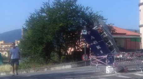 Incidente a Sarzana