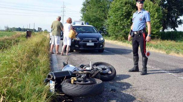Incidente stradale (Gazzola)