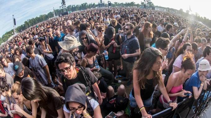 Tantissime persone per gli I-Days 2017 a Monza