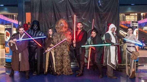 A Fano sbarcano i personaggi di Star Wars, in Sassonia divertimento per i più piccoli