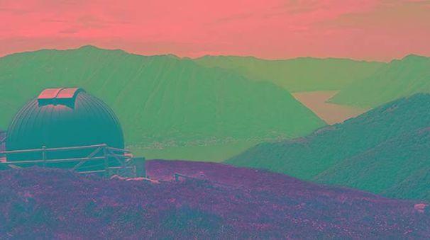 Lenno, l'Osservatorio Astronomico del Monte Calbiga