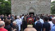 Giacomo Guidi è morto a 47 anni dopo essersi sparato nella sua casa di Urbino (Fotoprint)