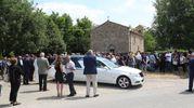 I funerali di Giacomo, figlio dello stilista Piero Guidi (Fotoprint)