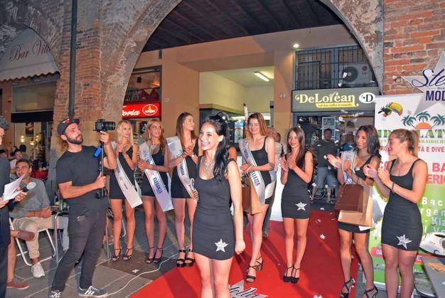 """Pavia, una selezione del concorso """"Stella della Moda"""" Regione Lombardia"""