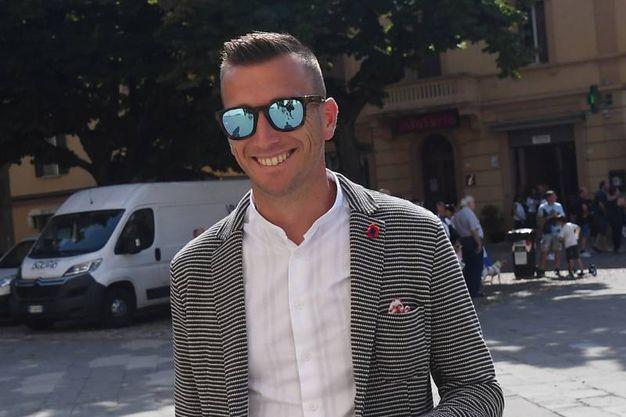 Fra gli invitati, c'è il capitano rossoblù Daniele Gastaldello (Foto Schicchi)