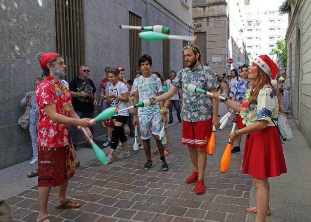 L'edizione 2017 della Parada  / Cusa
