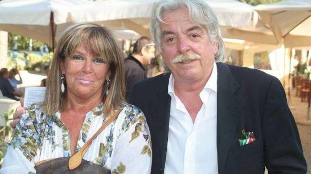Paolo Mancini qui con la sorella Virginia