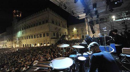 Una delle scorse edizioni di Umbria Jazz