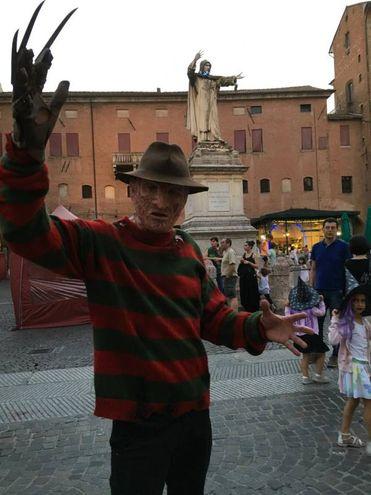 Freddy Krueger al FeComics & Games
