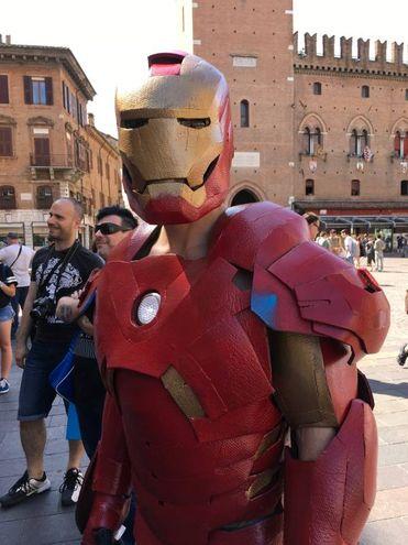 Iron Man al FeComics & Games