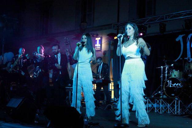 Musica Live e concerto degli J.Bees alla Notte Celeste (foto Ravaglia)