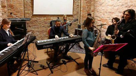 SUL PALCO Oltre cento studenti si esibiranno con i loro docenti; sotto il presidente Franco Caroni