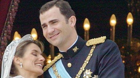 2014 – Filippo di Borbone diventa re di Spagna