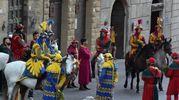 Zoom Santo Spirito: la giornata, le sfilate, la piazza del trionfo