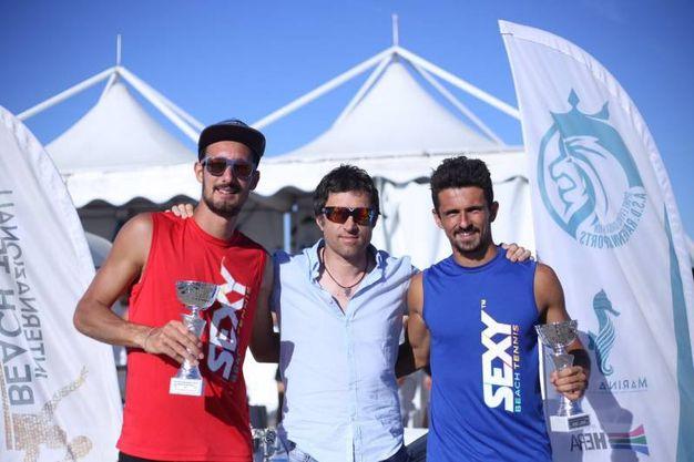 I vincitori degli Internazionali di Beach-Tennis