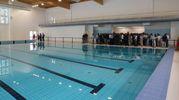 L'inaugurazione della piscina di via Togliatti (Fotoprint)