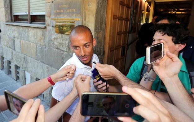 Fiorentina, Bruno Gaspar a Firenze per le visite mediche (Germogli)