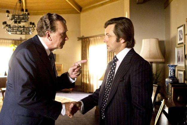 25 luglio - Frost/Nixon