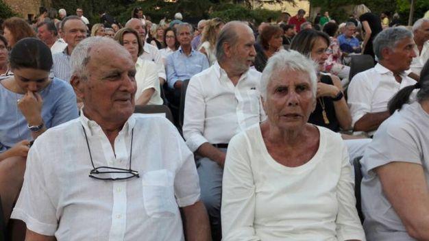 Il conte Claudio Tolomei e Miuta Pontello