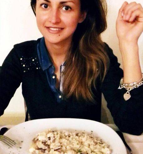 Anastasia, la ragazza uccisa dall'ex insieme al nuovo compagno, era incinta (Ansa)