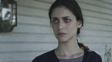 Miriam Leone in una puntata di Non Uccider - foto RAI