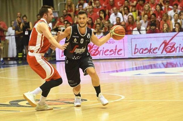 Marco Spissu (Foto Schicchi)