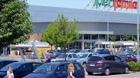 Il supermercato Famila di Codogno (Gazzola)