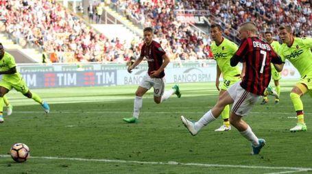 Deulofeu difficilmente tornerà al Milan