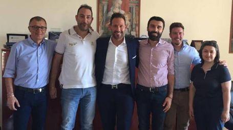 La nuova giunta Alessio Terrenzi