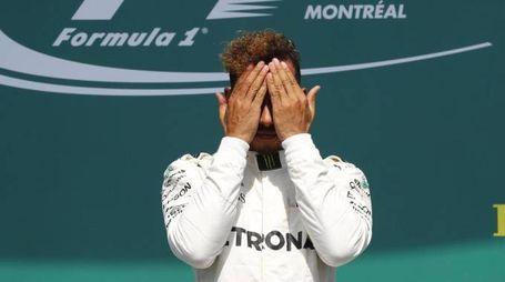 f1, Lewis Hamilton: ipotesi di addio a fine anno (Ansa)