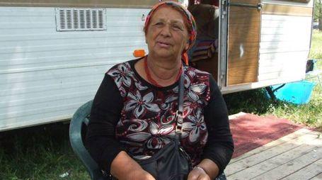 Djula Ahmetovic, 72 anni, è la matriarca della famiglia
