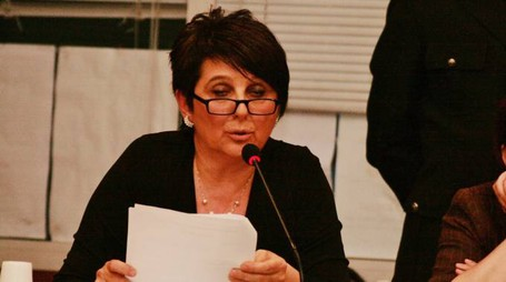 Il sindaco di Pieve a Nievole Gilda Diolaiuti
