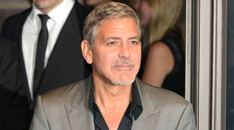 George Clooney – Foto: XPOSURE PHOTO AGENCY UK - ARC