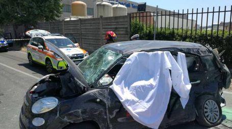 Incidente mortale a Terni (Pianeta Foto)