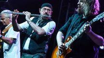 PROGRESSIVE ROCK Sopra una recente performance dei Tull con Ian Anderson, colui che ha reso famoso il flauto nel mondo