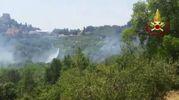 L'incendio di Montemassi