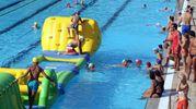 La piscina comunale di Empoli (Gianni Nucci / Fotocronache Germogli)