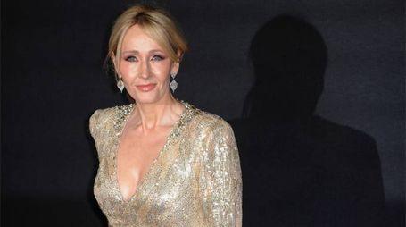J.K. Rowling all'anteprima londinese di 'Animali fantastici' – Foto: ZUMA - RED CARPET