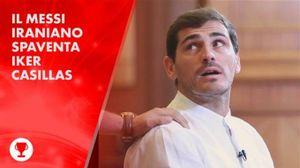 Cosa spaventa Casillas? Il Messi iraniano!