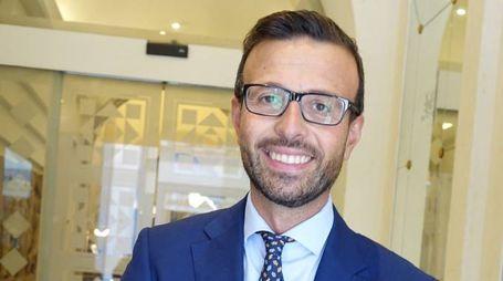 Il consigliere regionale e vicesegretario Pd Toscana Antonio Mazzeo