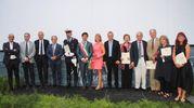 """Firenze, la consegna del """"Fiorino d'Oro"""" (New Press Photo)"""