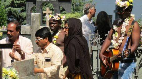 Bollywood, riprese a Bellano