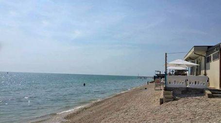spiaggia interdetta