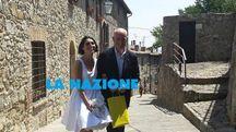 Il matrimonio di Franco Gabrielli e Titti Postiglione