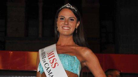 Daniela Bottici, vincitrice dell'edizione 2016