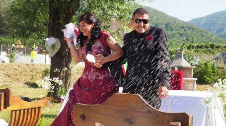 """Visso, primo matrimonio dopo il terremoto. """"Segno di rinascita per la comunità"""" (Conforti)"""