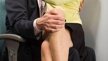 Sesso tra colleghi e ricatto (foto d'archivio)